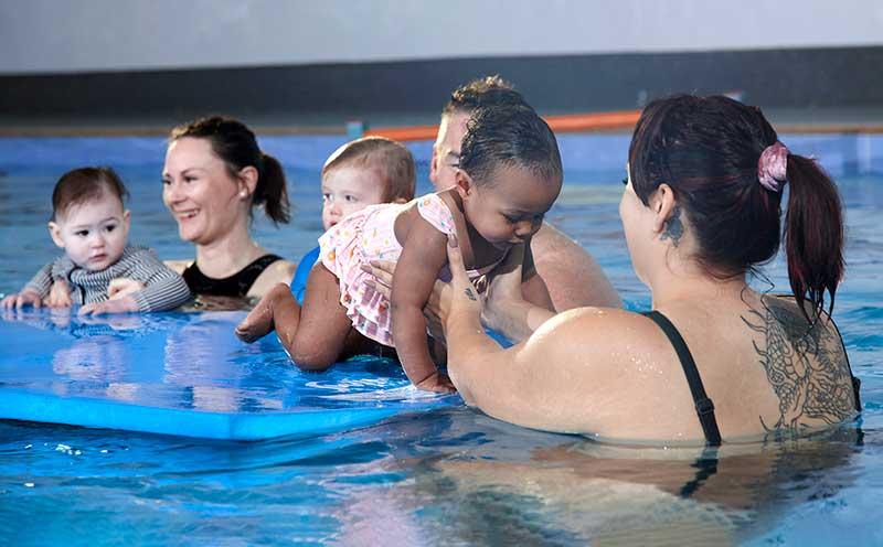 Infant Aquatics Programme