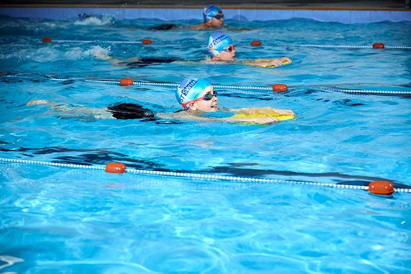 family fun swims